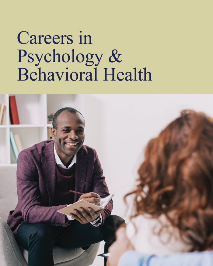 Careers in Psychology and Behavioral Health ebook