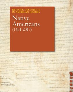 Defining Documents in American History: Native Ame