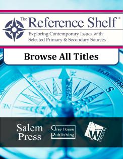 !Reference Shelf Header